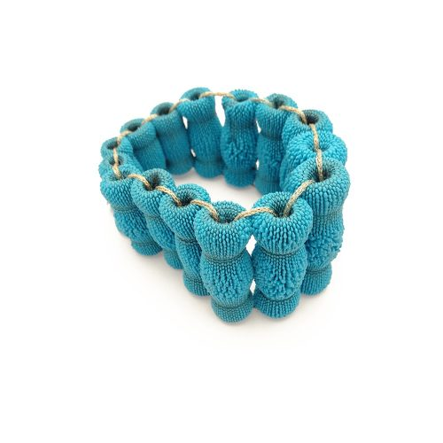 Bracelet Saina couleur Turquoise